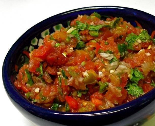 Restaurant Style Salsa-fresh-chunky-salsa-jpg