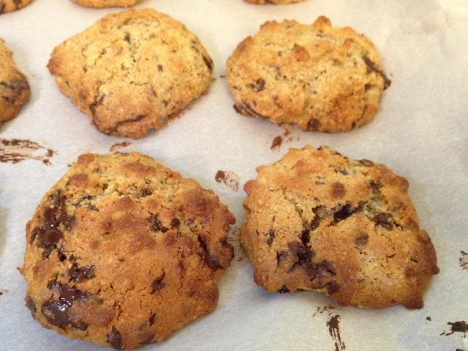 Grain and Glueten Free Chocolate Pecan Cookies-photo-7-jpg