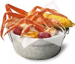 Joe's Crab Shack Garlic King Crab Legs-joes-jpg