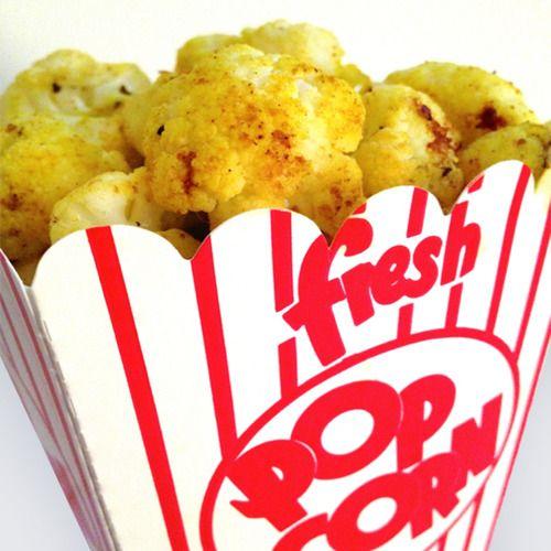 Cauliflower Popcorn - Roasted Cauliflower-popcorn-jpg