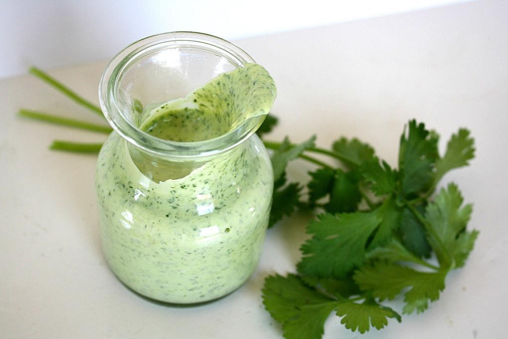 Cilantro lime yogurt sauce-cilantro_dressing-jpg