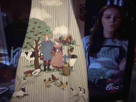 My apron was on Grey's Anatomy-imageuploadedbytapatalk1430543393-098574-jpg