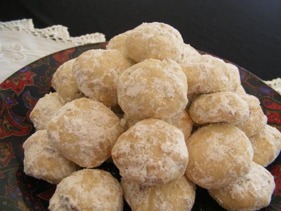 Wedding Cake Cookies ~ Snowballs ~ Russian Tea Cakes ~ Mexican Wedding Cakes-wedding-jpg