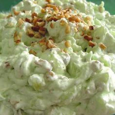 Pistachio Pudding ~ Cool Whip ~ Marshmallow ~ Pineapple Salad-0f571adfbfe56d4a66fda7adde212a2e-jpg