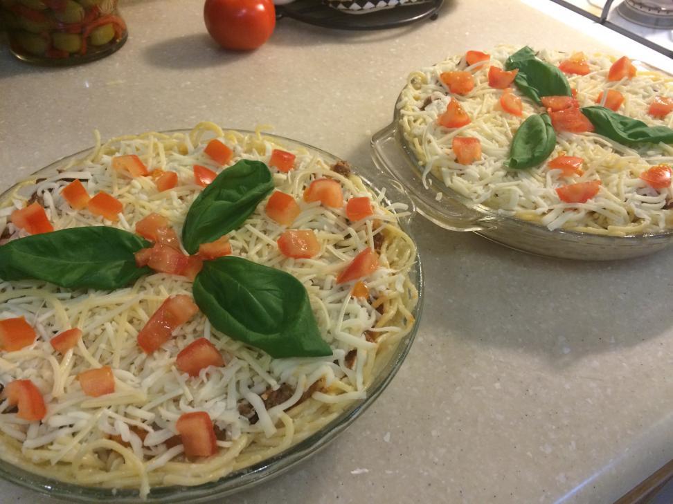 Homestyle Spaghetti Pie Recipe - Olive Garden copycat clone-img_8685-jpg