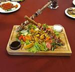 Pan seared Tbone steak with mustard potatoes-7-jpg