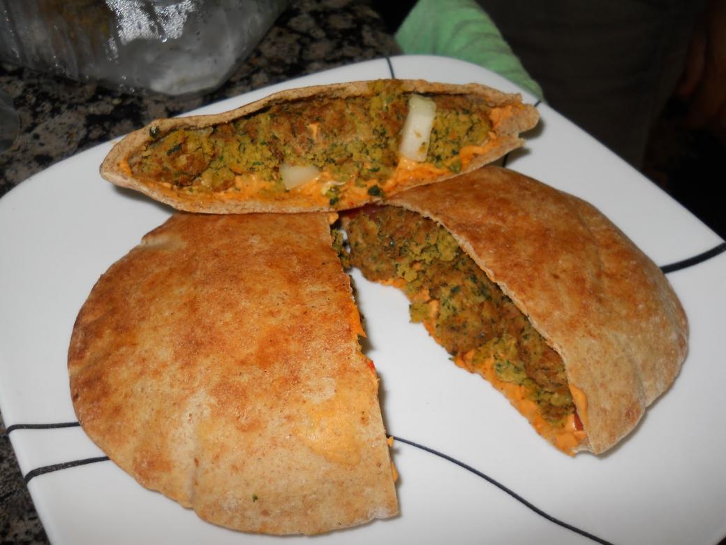 Sausage Pita Pockets-july2010_-003-jpg