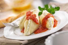 Ricotta less stuffed shells-images-jpeg