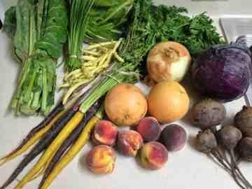 Local, farm-raised, seasonal, organic veggies delivered to my door...-imageuploadedbytapatalk1369781366-817823-jpg