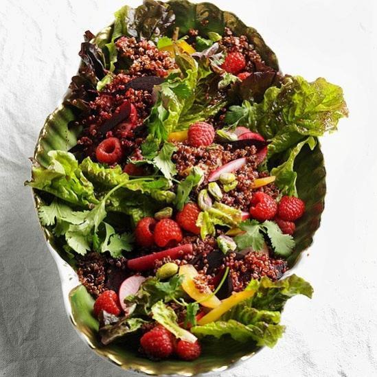 Red Quinoa Salad with Raspberries-image-jpg