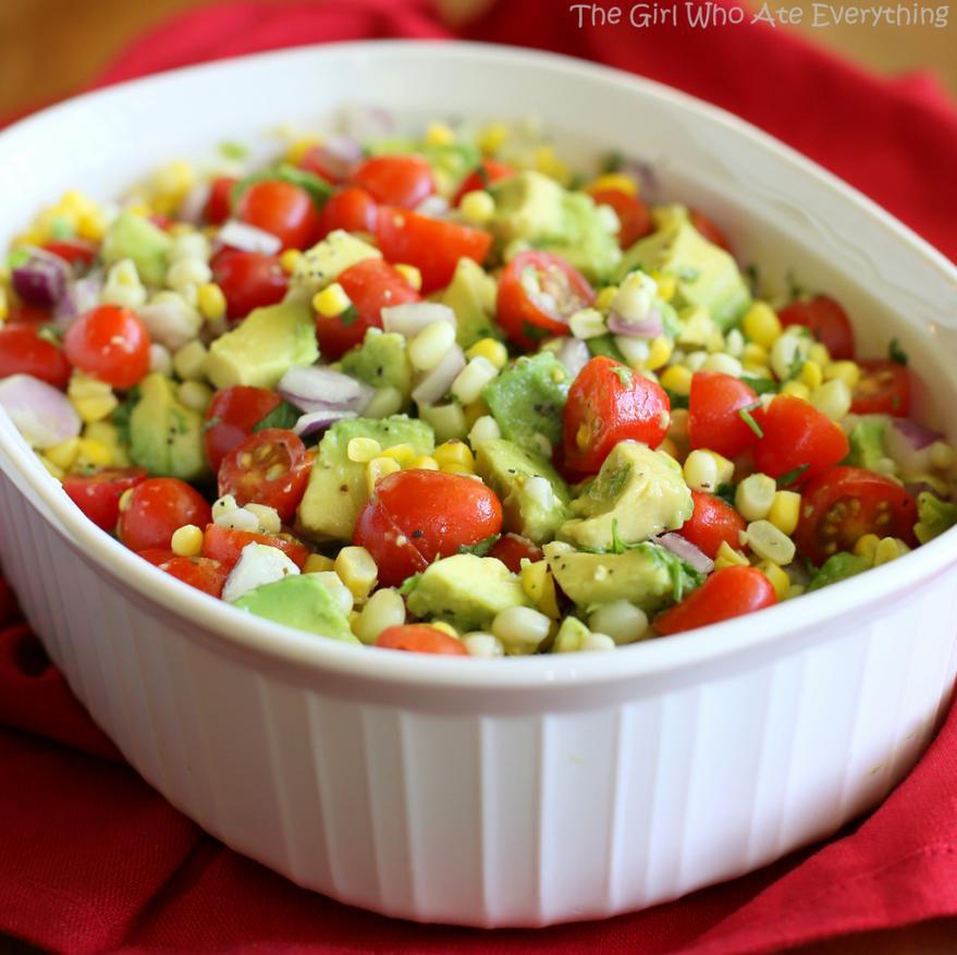 Corn Avocado Tomato Salad-cornsalad-jpg