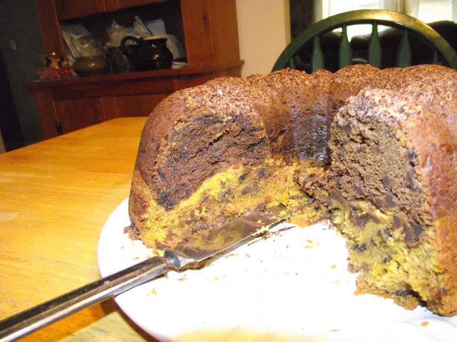 Sherry's Chocolate Chip Pumpkin Cake-045-jpg