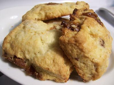 Chocolate Toffee Scone-scone-jpg